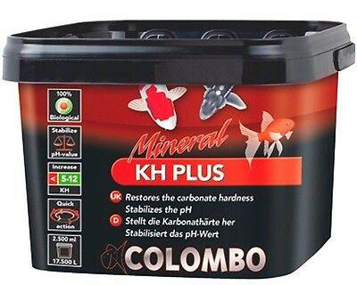 Colombo KH + Restore Pond KH Water Treatment 1000ml 2500ml 5000ml