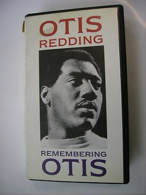 Otis Redding - Remembering Otis - Vhs Pal