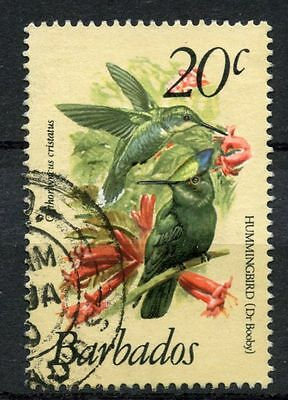 Barbados 1979-83 SG#628 20c Birds Definitive Used #A51172