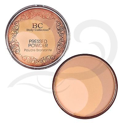 Body Collection Pressed Powder Bronzer Bronzing Face Contouring Highlight