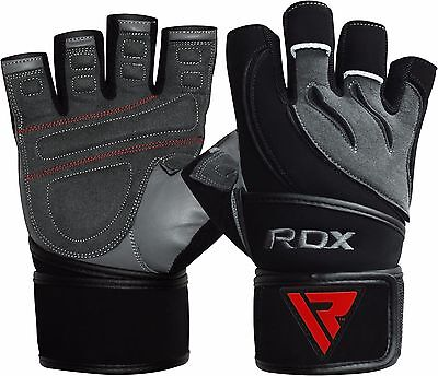 RDX Fitneß Handschuhe Sports Training Gym Fitness Krafttraining Gloves DE