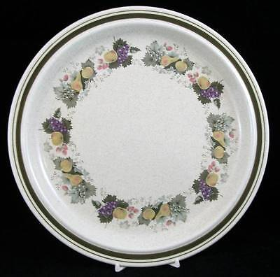 Royal Doulton HARVEST GARLAND Dinner Plate LS1018 GOOD CONDITION