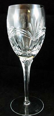 Waterford CALAIS Goblet Marquis Line GREAT CONDITION