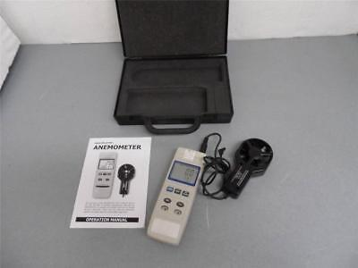 Anemometer Separate Probe model YK-80AP Type W/Case
