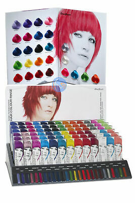 STARGAZER SEMI PERMANENT HAIR COLOUR DYE 70ml 1 & 2 PACKS AVAILABLE. GREAT VALUE