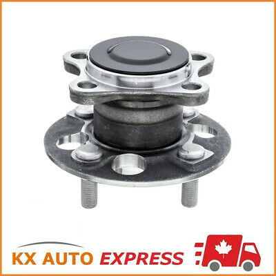 Rear Wheel Hub & Bearing Assembly For Toyota Yaris 2006 2007 Non-Abs