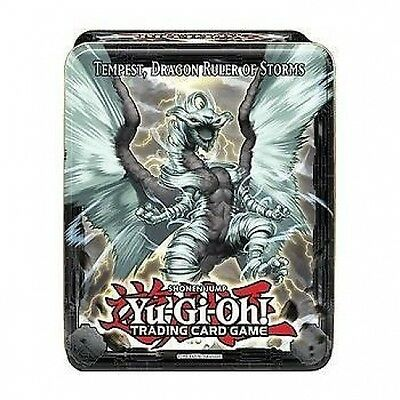 Yu-Gi-Oh Collector's Tin 2013 Wave 2 - Tempest, Dragon Ruler Of Storms