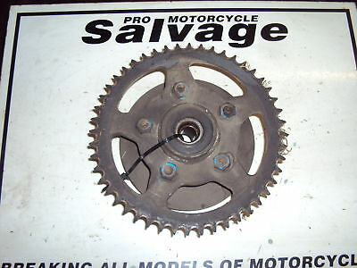 Triumph Tiger 900 1992 - 1998:sprocket Carrier - Rear:used Motorcycle Parts