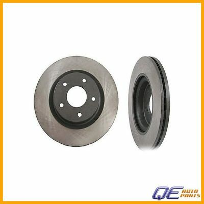 Front Disc Brake Rotor OPparts Fits: Nissan Altima 2007 2008 2009 2011 2012