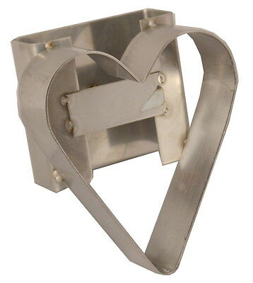 "4"" Heart Shape Cutter, Cookie Cutter, Heavy Duty 304 Stainless Steel"