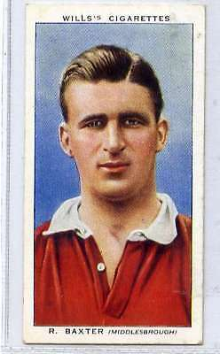 NO FRAME ASSOCIATION FOOTBALLERS 1939 *PLEASE SELECT CARD* WILLS G