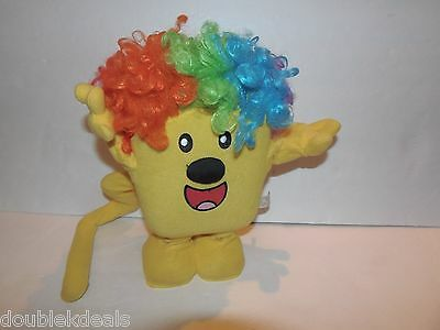 Disco Dancing And Singing Talking Wow Wow Wubbzy Doll 10""