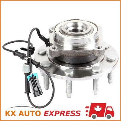 Front Wheel Bearing Hub Assembly For Chevrolet Silverado 2500 Hd 2008 2009 2010