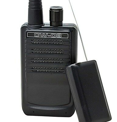 Lightningcell Wireless Audio Transmitter  Spy Bug Listening Device
