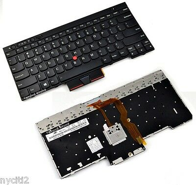 NEW US Keyboard For IBM Lenovo Thinkpad T430 T430S T430i  04X1315 0C01997