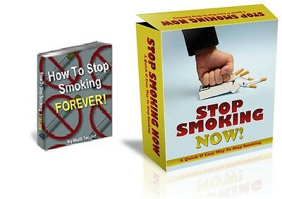 How to STOP SMOKING FOREVER!(eBook/PDF file)