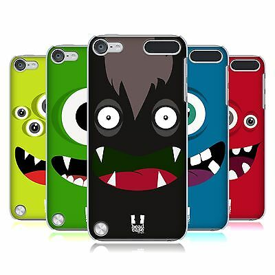 HEAD CASE DESIGNS JOLLY MONSTERS BACK CASE COVER FOR APPLE iPOD TOUCH 5G 5TH GEN