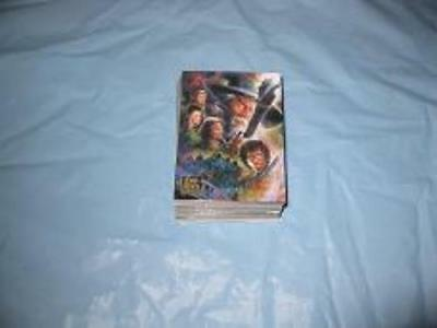 Lord of the Rings Masterpieces 2 Trading Card Set