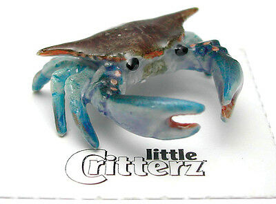 "little critterz LC925 Blue Crab ""Calli"" (Buy 5 get 6th free!)"