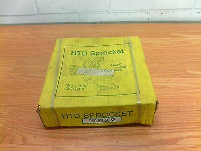 TB WOODS P90-8M-50-SF HTD SPROCKET