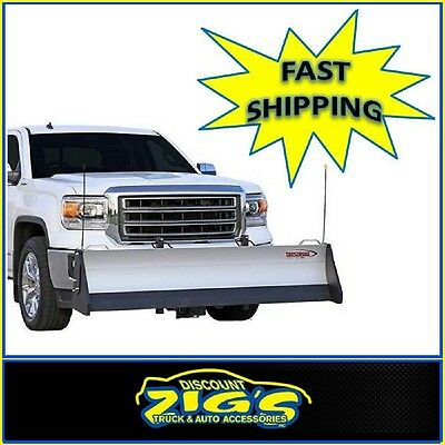 SnowSport HD 8' Snow Plow for 1992-1996 Ford F-150 2 / 4WD