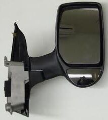 FORD TRANSIT, DRIVERS MIRROR , ELECTRIC / HEATED, FITS 2006 TO 2013  (BRAND NEW)