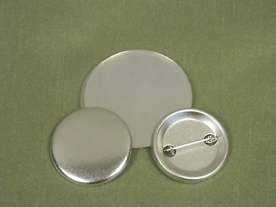 "2,500 - 1 1/4"" Complete Button Parts, Compatible with All American Made Machines"