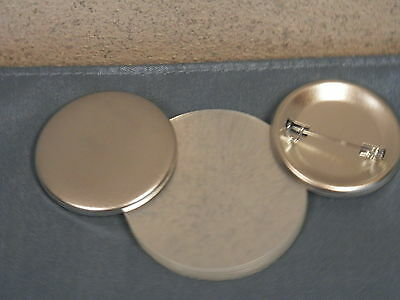 "500 - 1 1/2"" Complete Button Parts, Compatible with All American Made Machines"