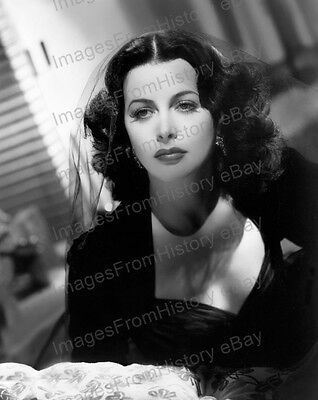 8x10 Print Hedy Lamarr Beautiful Portrait #1c284