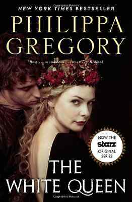 The White Queen - Paperback NEW Philippa Gregor 2013-07-09