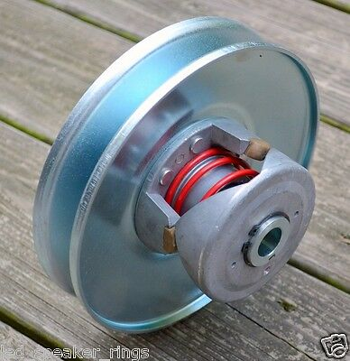 "go kart 40 Series Driven pulley, 3/4"" torque converter driven replacement"