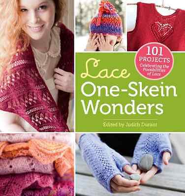Lace One-Skein Wonders - Paperback NEW Judith Durant 2013-08-27