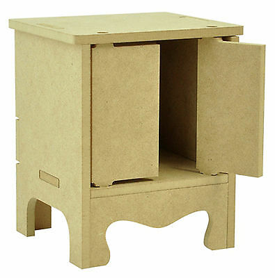 Wood Mini Cupboard Scrapbooking Beyond The Page Kaisercraft Paper Crafting New
