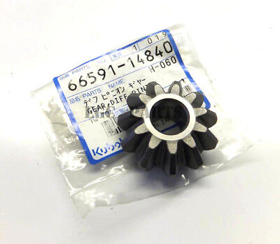"Kubota ""B Series"" Tractor Differential Pinion Gear - 6659114840"