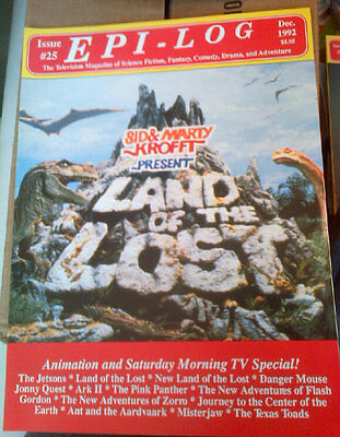 EPI-LOG #25 Animation And Saturday Morning TV Special, The Jetsons, Danger Mouse