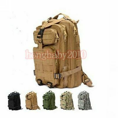 Bike Cycling Bicycle Shoulder Bag Mountaineering Wargame Travel Backpack New