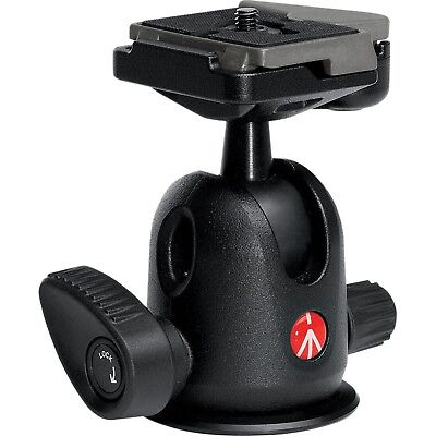 496RC2 Manfrotto COMPACT BALL HEAD with RC2 Quick Release