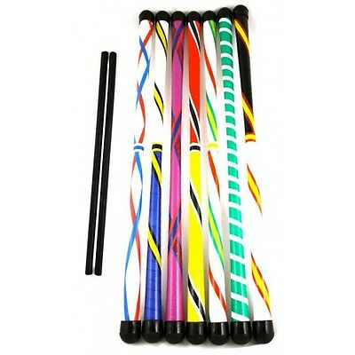 Trickster Devil Stick & Hand Sticks - Beginner Devil Stix- Choice of Colour