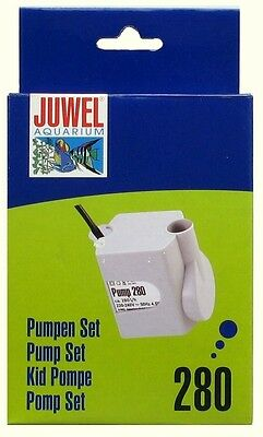 Juwel 280 Pump For Rekord 60 Replacement Filter Pump Fish Tank Old Style