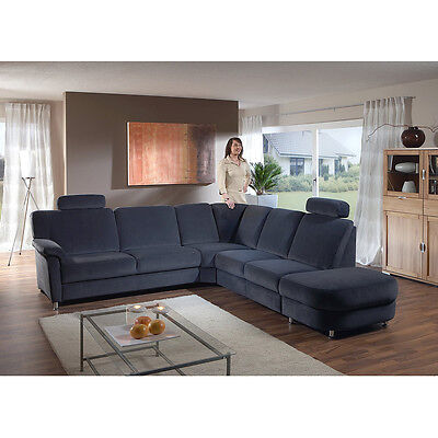 sofa mit funktion von himolla leder beige neu vom. Black Bedroom Furniture Sets. Home Design Ideas