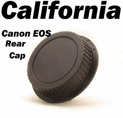 Camera Rear Lens Cap for CANON EF EF-S EOS Lens DSLR Digital EF-S Cover protect