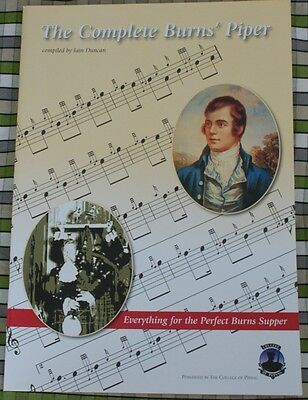 P/M ROBERT MATHIESON Music Books For Bagpipe Complete