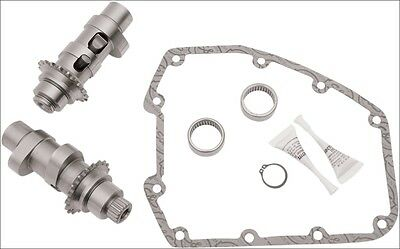 S&S Cycle 583 EZ Easy Start Chain Drive Cams .583 Lift Harley Twin Cam 07-16