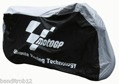 Moto GP Official Product Motorcycle Waterproof Rain Cover Extra Large MotoGP