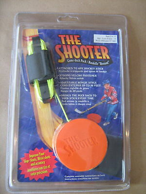 The Shooter - Come back Hockey Puck Great Kids Toy Gift
