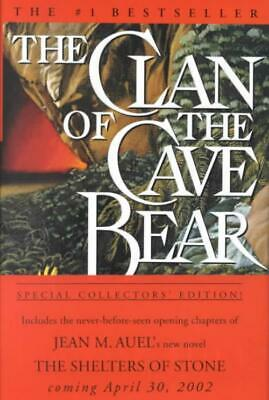 The Clan Of The Cave Bear [9780609610978] - Jean M. Auel (Hardcover) New