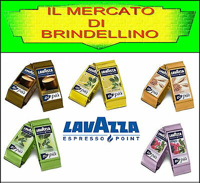 100 Cialde Capsule Lavazza Miste Mix The Orzo Ginseng Frutti Bosc Espresso Point