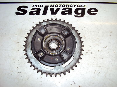 Kawasaki Z 1000 2003 2004 2005 2006 2007:sprocket Carrier - Rear:used Motorcycle