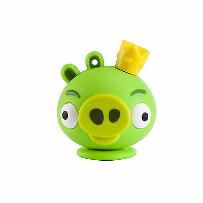 CLE USB 8GO RAPIDE EMTEC ANGRY BIRDS KING PIG /vert 8 gb usb stick clef 8gb 8 go