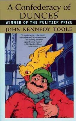 A Confederacy Of Dunces - Toole, John Kennedy - New Paperback Book